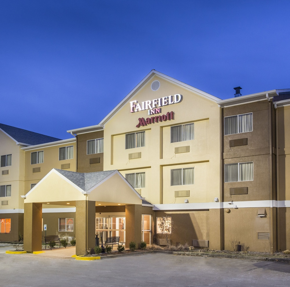 Front of Property, Fairfield Inn & Suites By Marriott Ashland