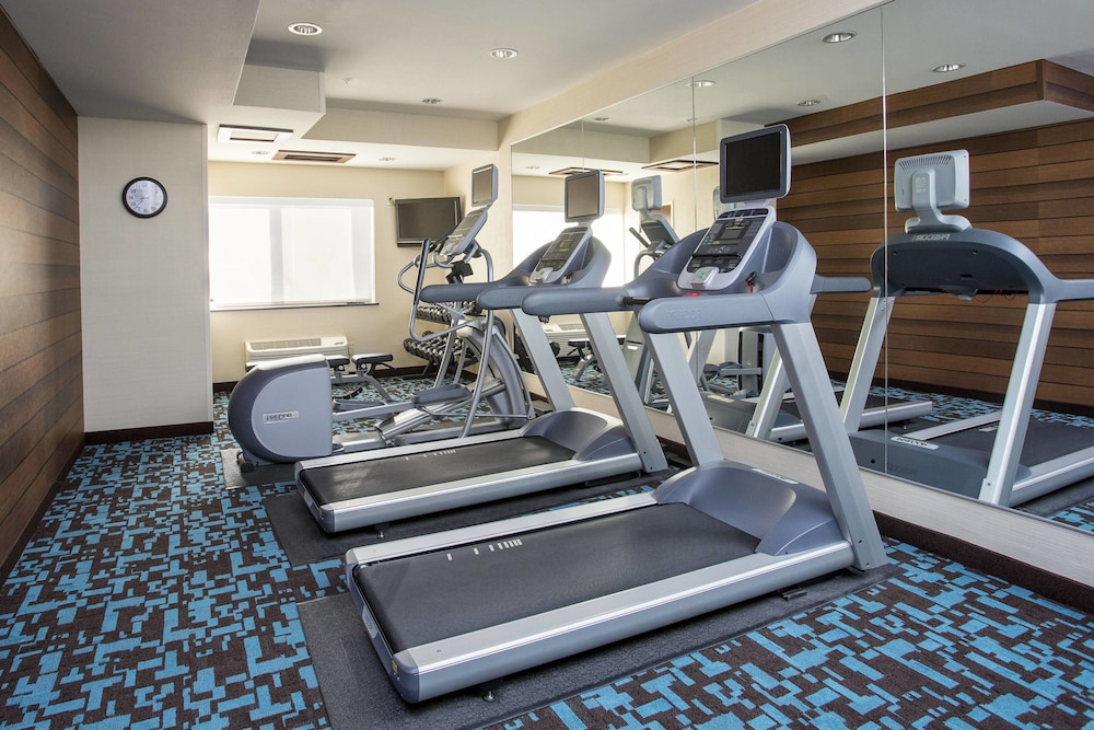 Fitness Facility, Fairfield Inn & Suites By Marriott Ashland