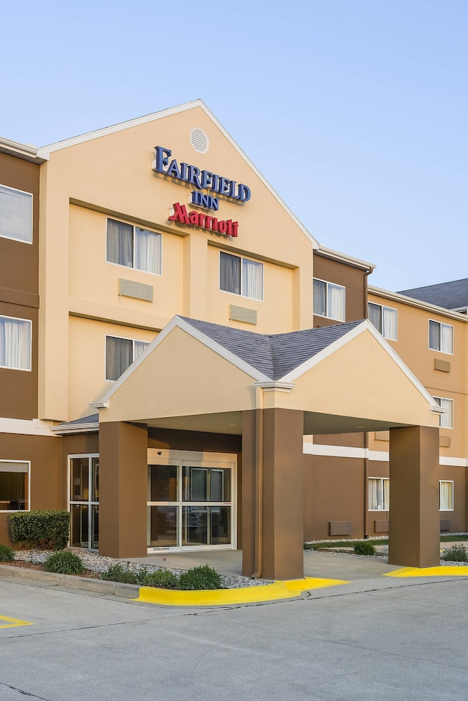 Exterior, Fairfield Inn & Suites By Marriott Ashland
