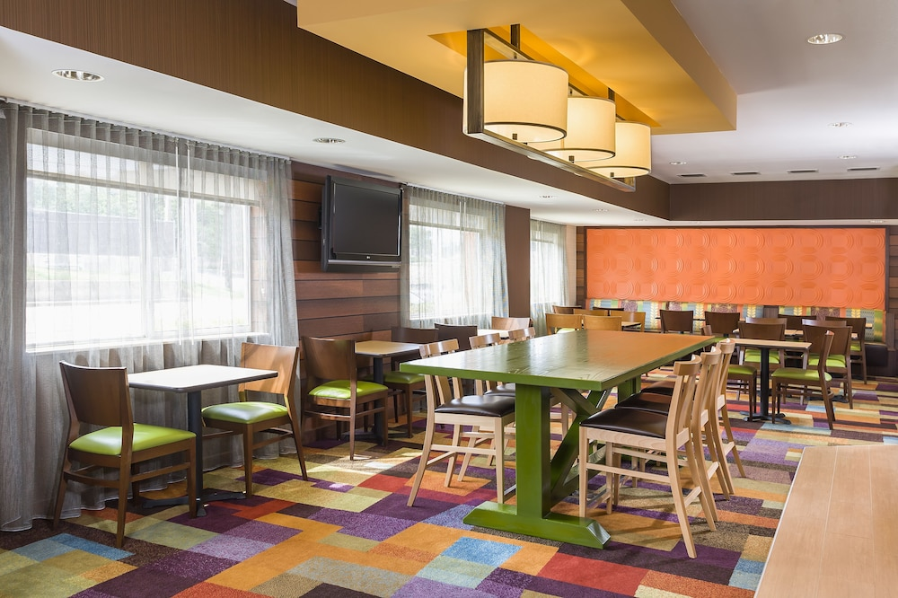 Dining, Fairfield Inn & Suites By Marriott Ashland