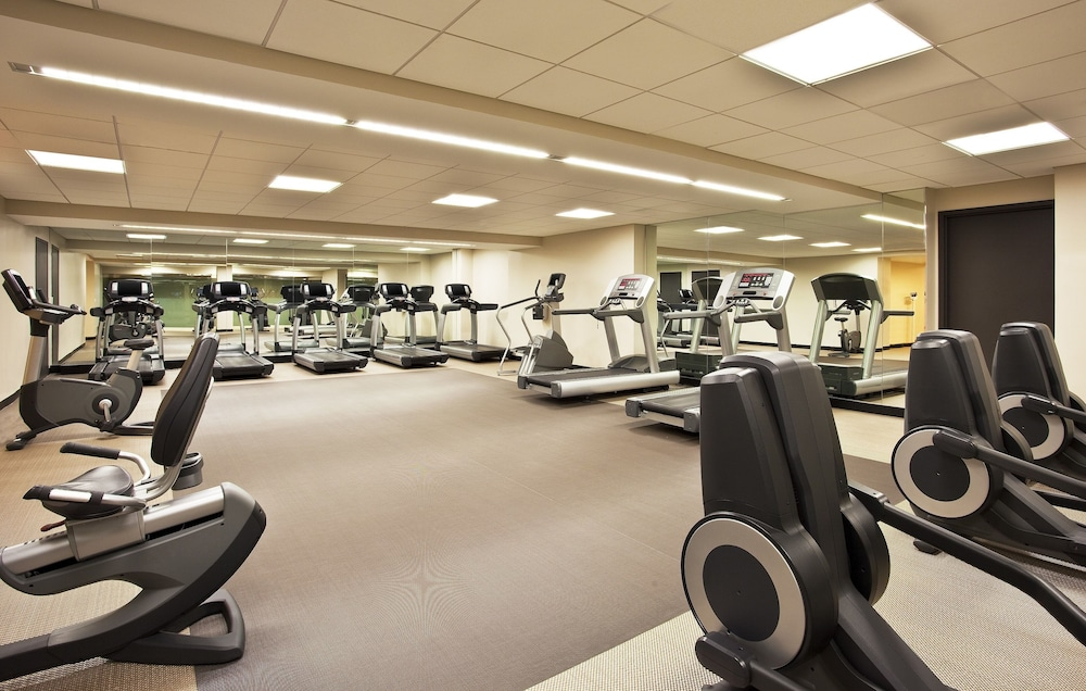 Fitness Facility, The Westin Indianapolis
