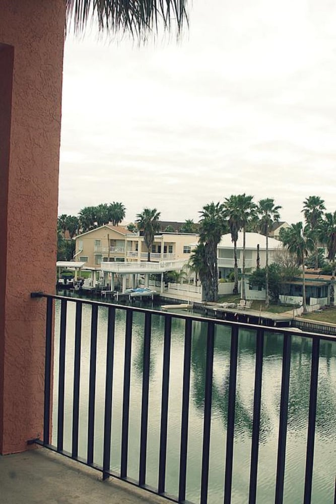 Balcony View, WindWater Hotel & Marina