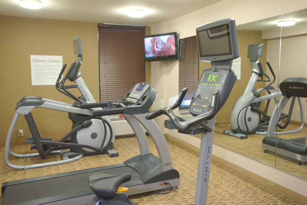 Fitness Facility, Holiday Inn Express Anderson, an IHG Hotel