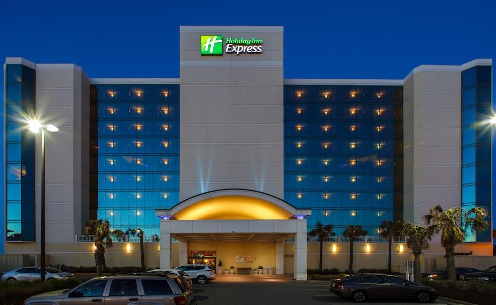 Holiday Inn Express Oceanfront Virginia Beach Va