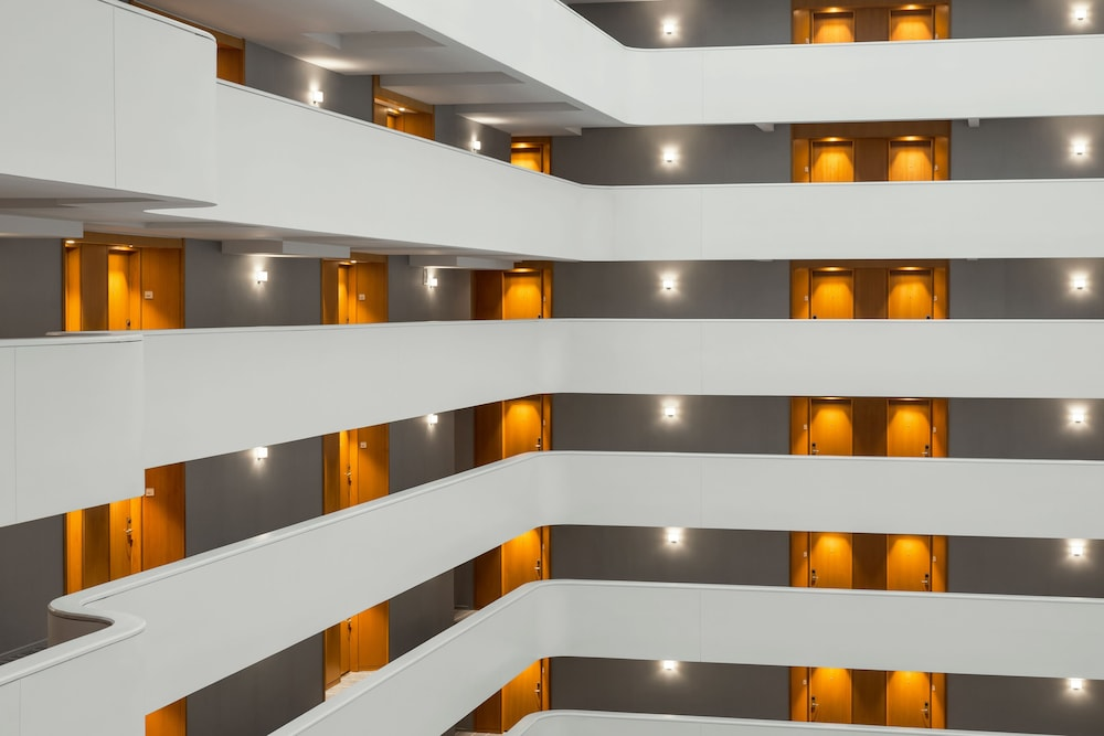 Interior Detail, Hyatt Regency Bethesda