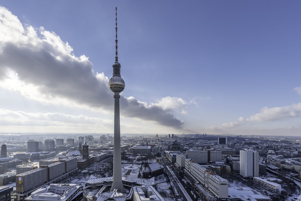 Point of Interest, Park Inn by Radisson Berlin Alexanderplatz
