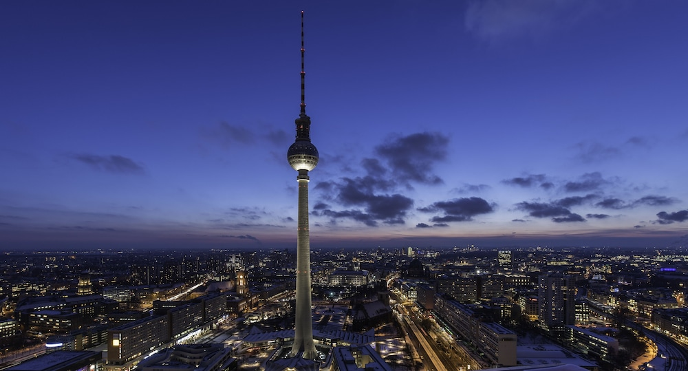 View from Property, Park Inn by Radisson Berlin Alexanderplatz