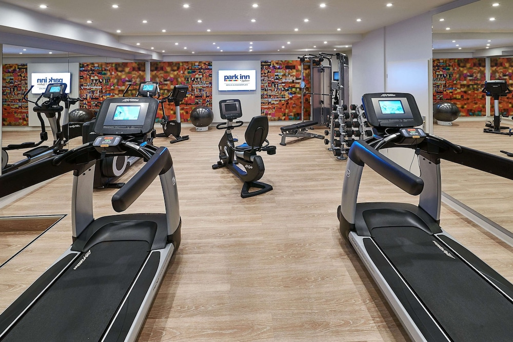 Fitness Facility, Park Inn by Radisson Berlin Alexanderplatz