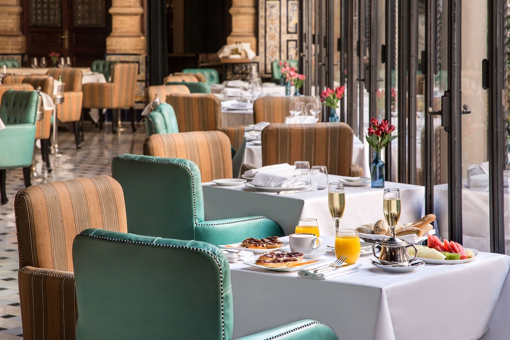 Breakfast buffet, Hotel Alfonso XIII, a Luxury Collection Hotel, Seville