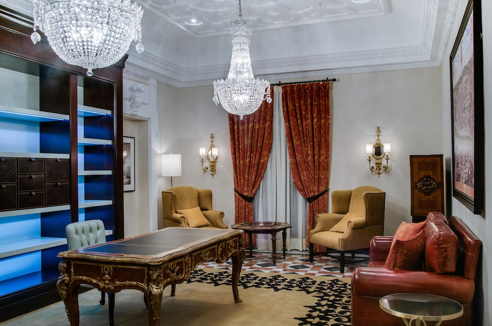 Living Area, Hotel Alfonso XIII, a Luxury Collection Hotel, Seville