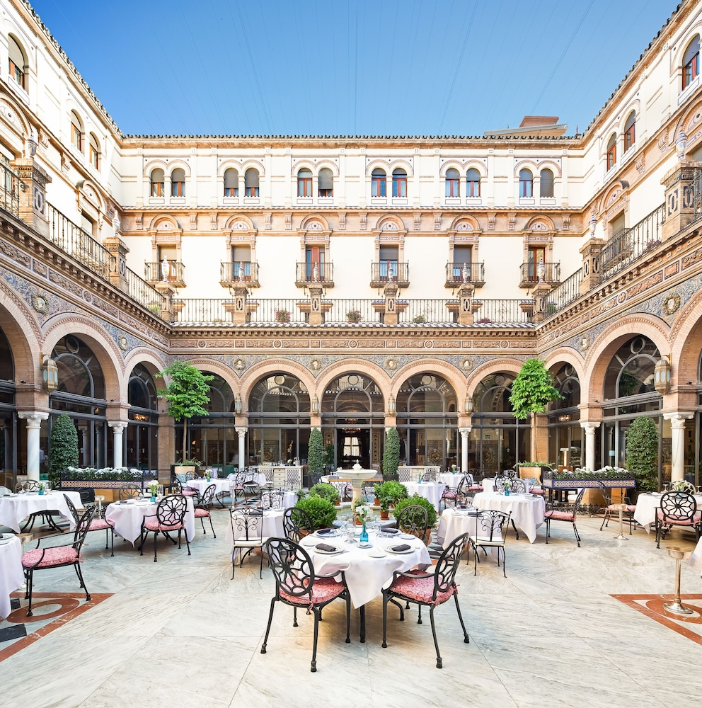 View from Room, Hotel Alfonso XIII, a Luxury Collection Hotel, Seville