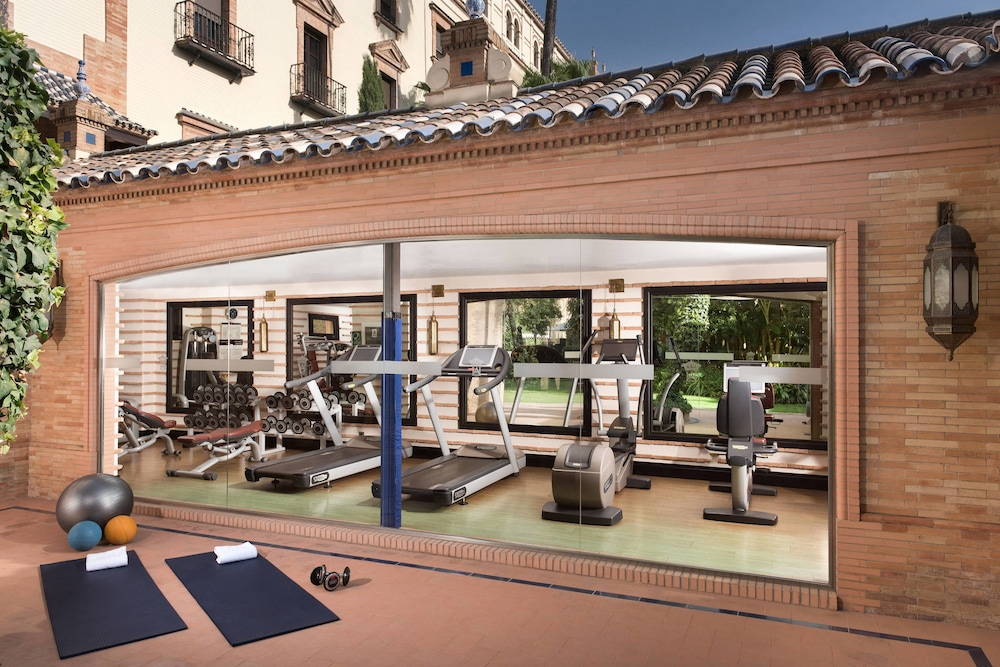Sports Facility, Hotel Alfonso XIII, a Luxury Collection Hotel, Seville
