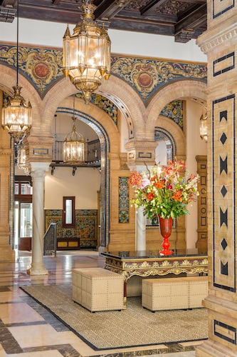 Hotel Alfonso XIII- a Luxury Collection Hotel- Seville