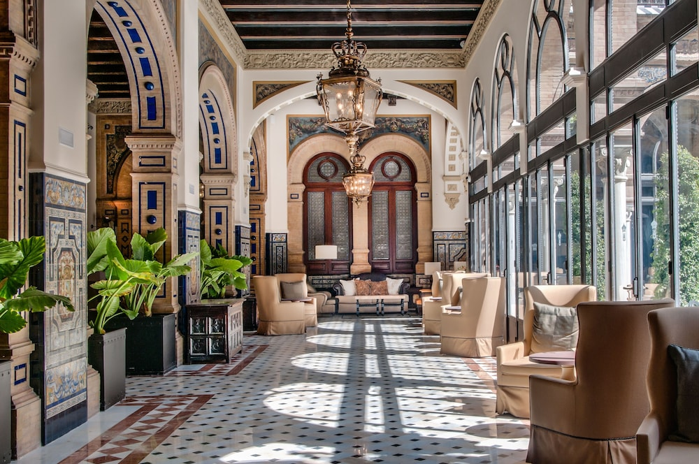 Interior, Hotel Alfonso XIII, a Luxury Collection Hotel, Seville