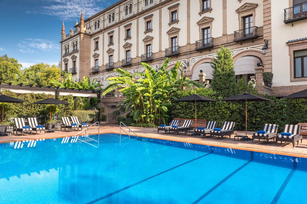 Property Amenity, Hotel Alfonso XIII, a Luxury Collection Hotel, Seville