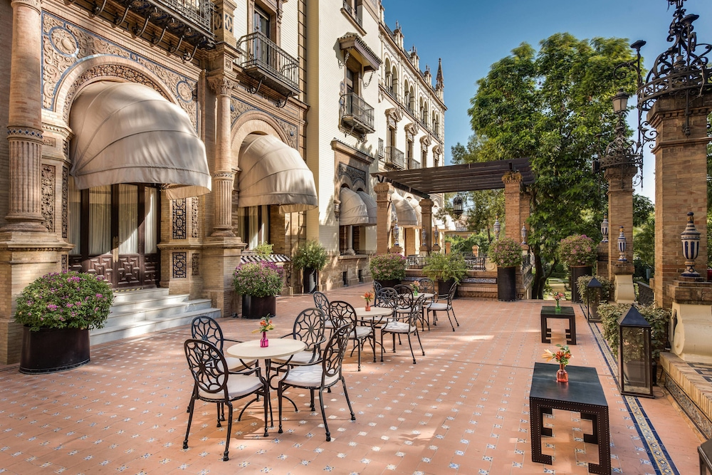 Meeting Facility, Hotel Alfonso XIII, a Luxury Collection Hotel, Seville