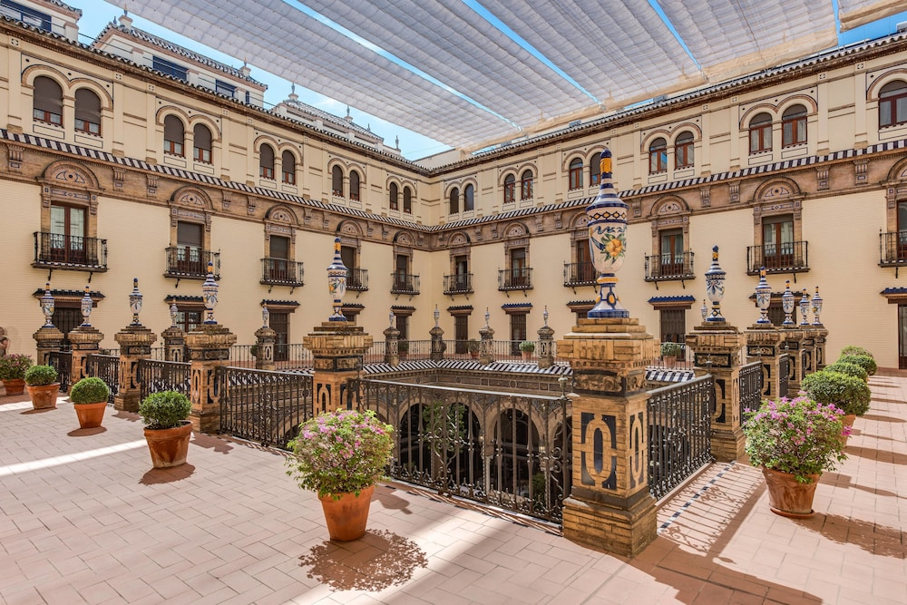 Restaurant, Hotel Alfonso XIII, a Luxury Collection Hotel, Seville