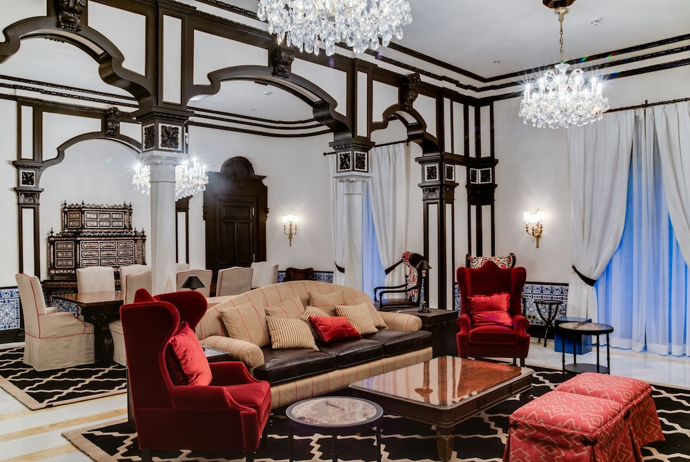Living Room, Hotel Alfonso XIII, a Luxury Collection Hotel, Seville