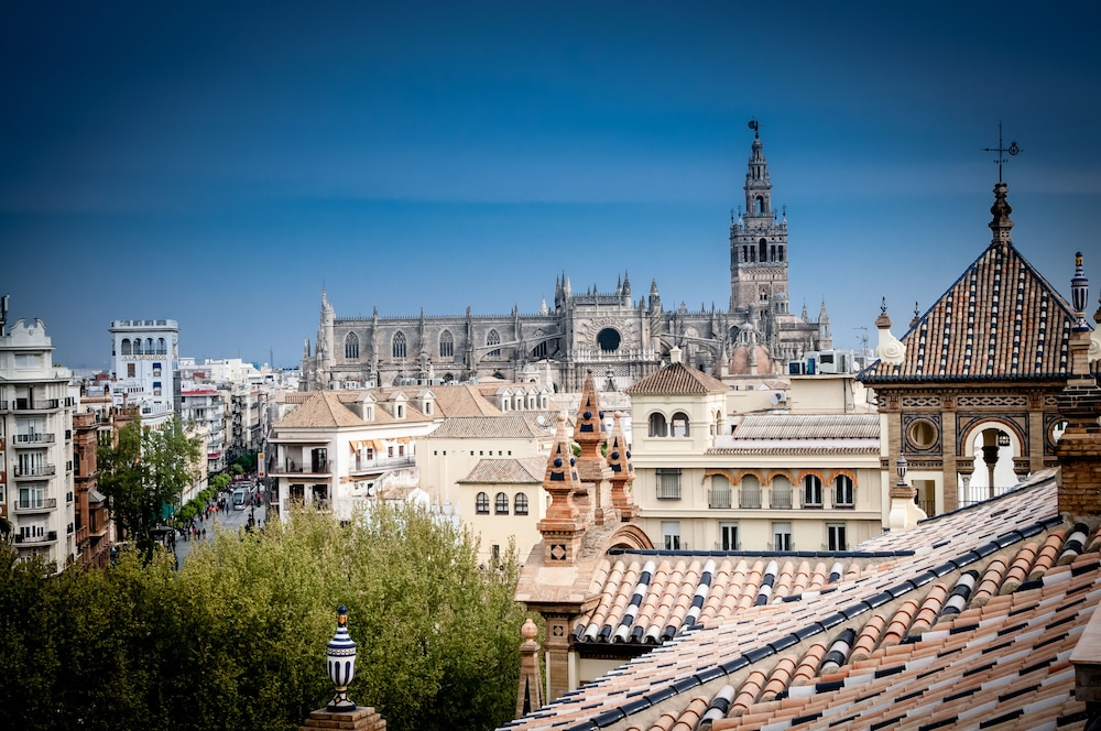 View from Property, Hotel Alfonso XIII, a Luxury Collection Hotel, Seville