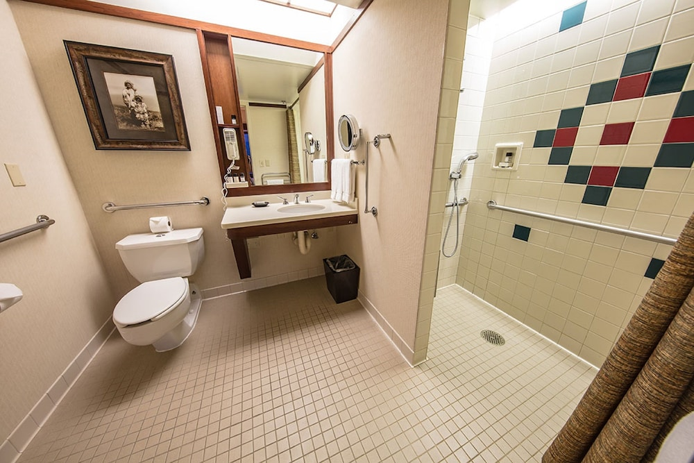 Bathroom, Alyeska Resort