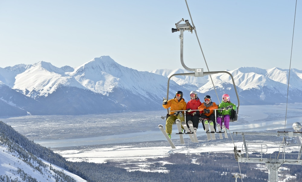 Snow and Ski Sports, Alyeska Resort