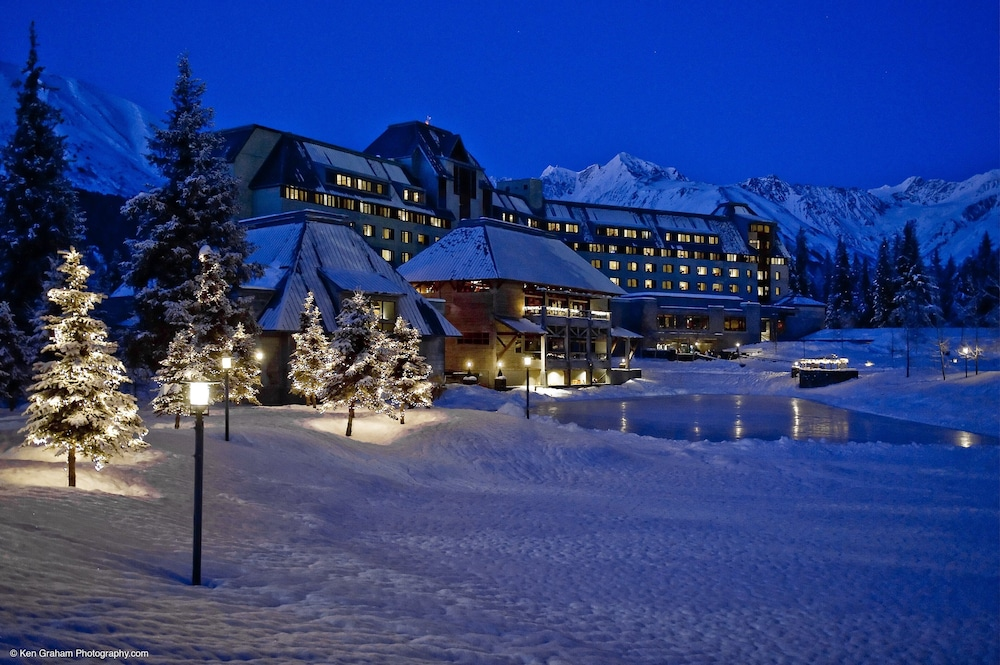 Featured Image, Alyeska Resort