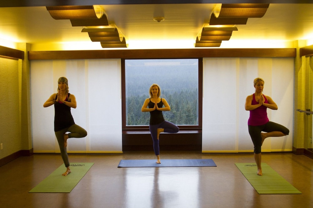 Yoga, Alyeska Resort