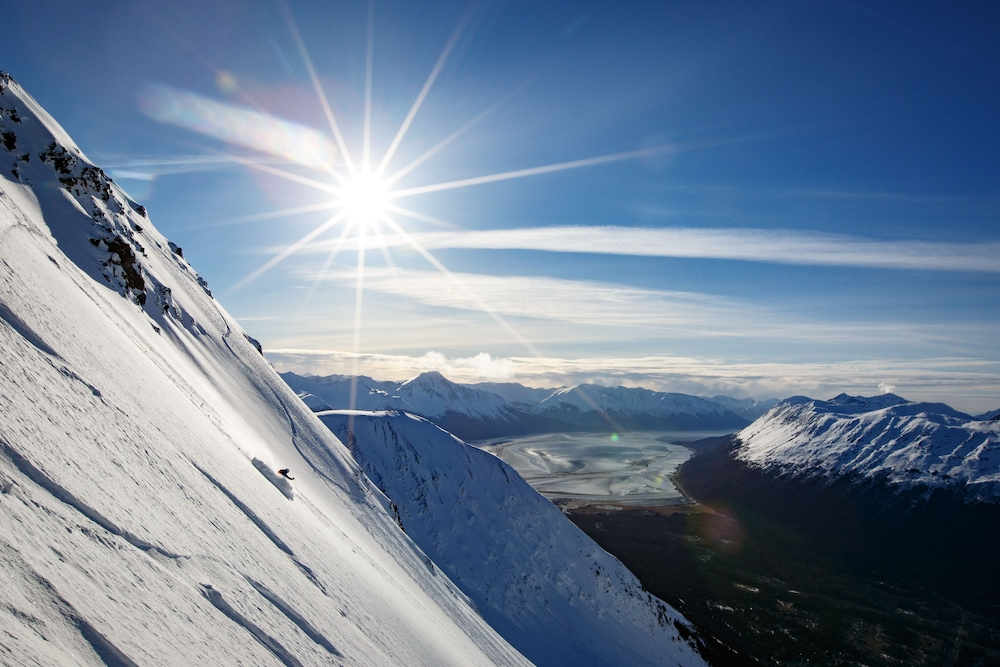 Ski Hill, Alyeska Resort