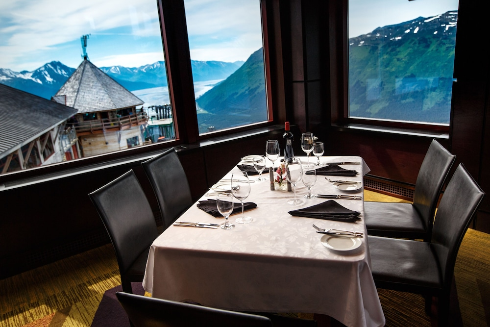 Restaurant, Alyeska Resort