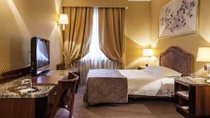 1 bedroom, premium bedding, down duvet, minibar