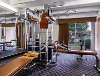 Fitness Facility, Motel 6 Philadelphia Northeast