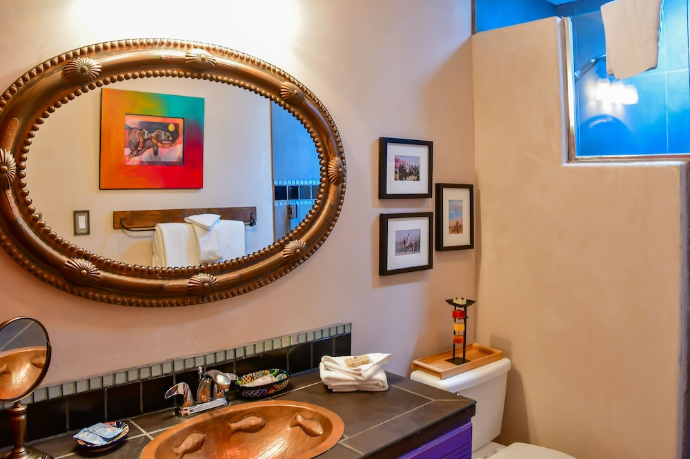 Bathroom, Fort Marcy Hotel Suites by All Seasons Resort Lodging