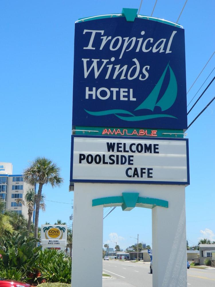 Tropical Winds Hotel Daytona Beach