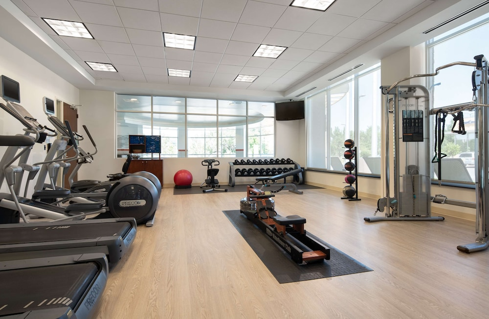 Fitness Facility, Hilton Garden Inn Denver/Cherry Creek