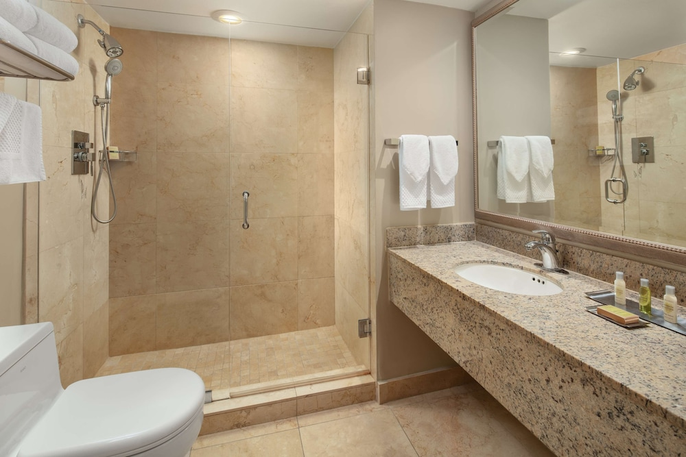 Bathroom, DoubleTree by Hilton Grand Hotel Biscayne Bay