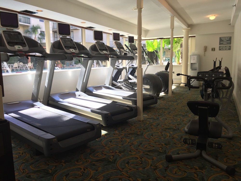 Fitness Facility, Menger Hotel