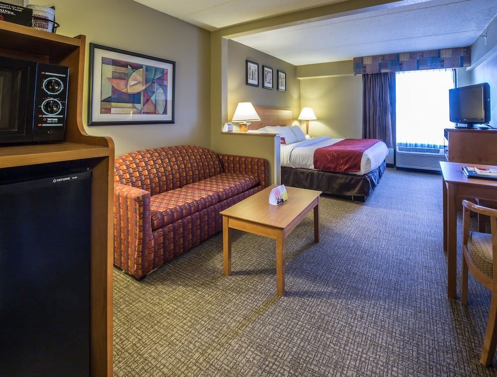Room, Four Points by Sheraton Allentown Lehigh Valley