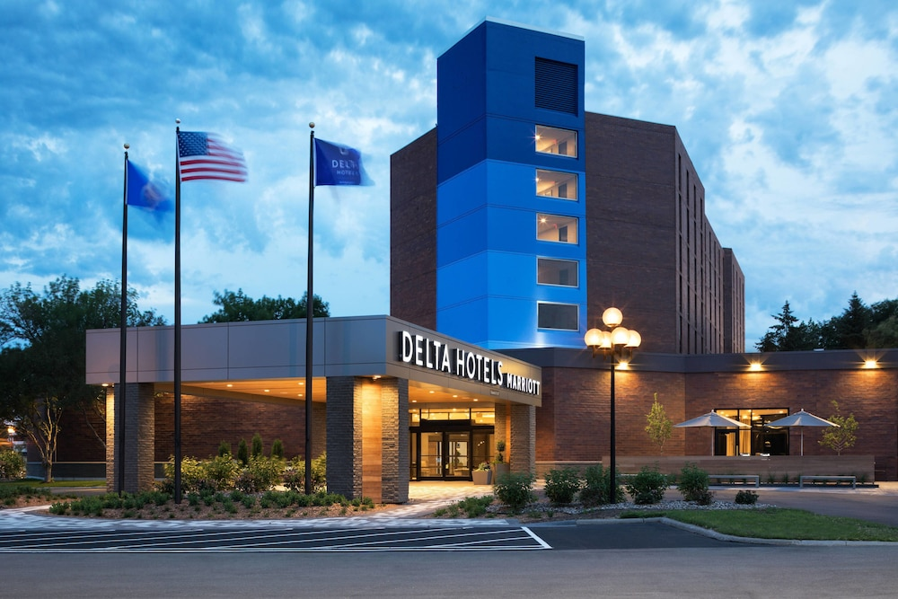 Delta Hotels by Marriott Minneapolis Northeast in