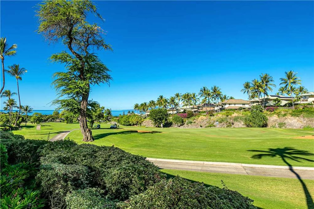 View from Room, Wailea Grand Champions - Maui Condo & Home