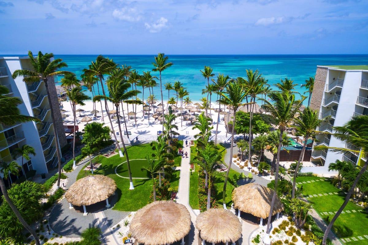 aruba beach resort casino