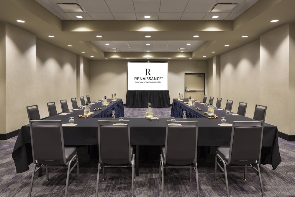 Meeting Facility, Renaissance Phoenix Downtown
