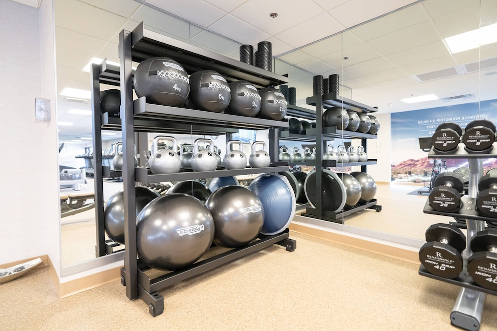 Fitness Facility, Renaissance Phoenix Downtown