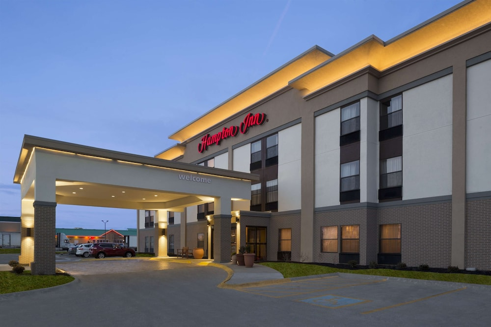 Exterior, Hampton Inn Findlay