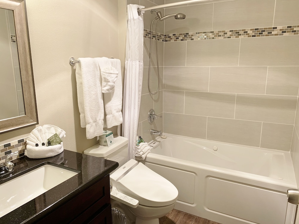 Jetted Tub, Redac Gateway Hotel In Torrance