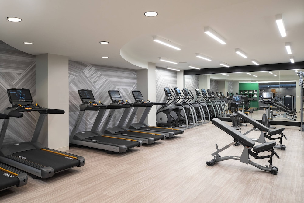 Fitness Facility, Renaissance Philadelphia Downtown Hotel