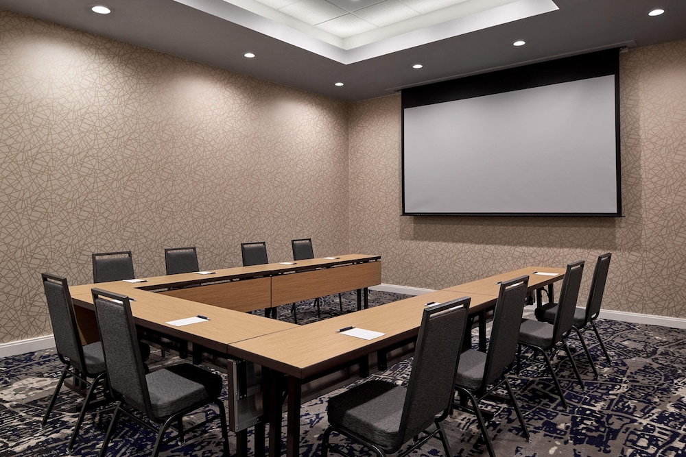 Meeting Facility, Sheraton Richmond Airport Hotel