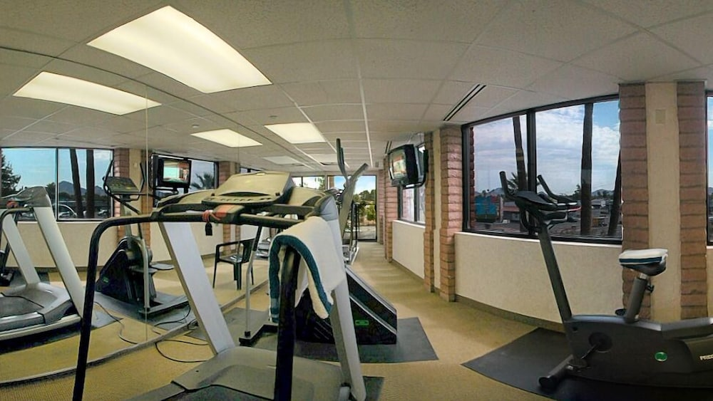 Fitness Facility, Embassy Suites by Hilton Phoenix Airport