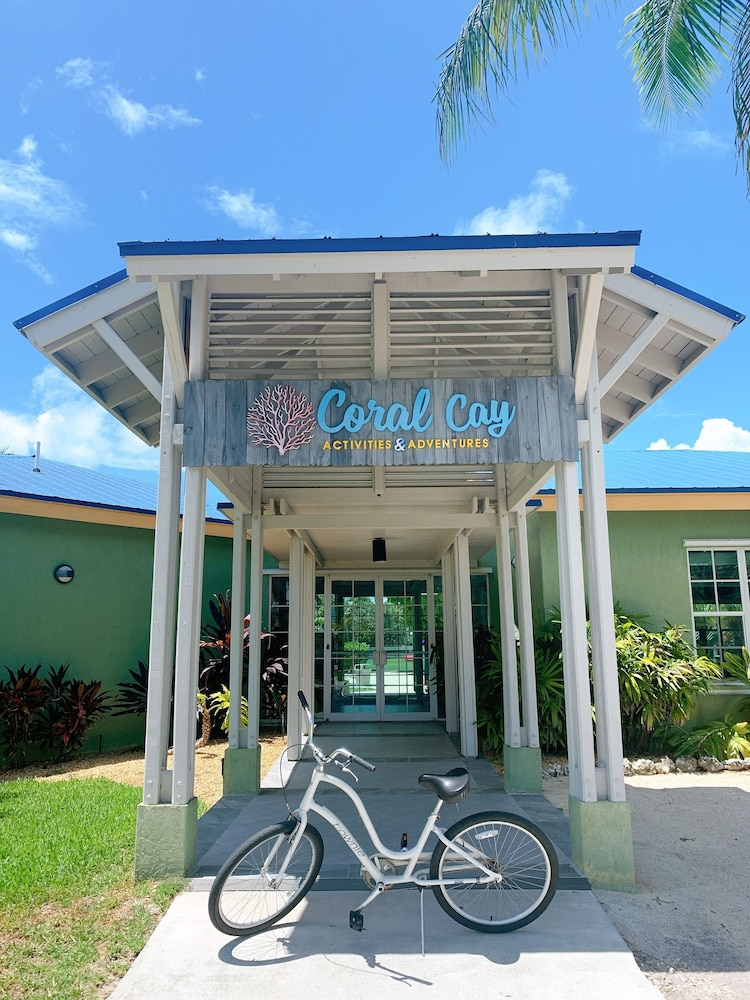 Bicycling, Hawks Cay Resort
