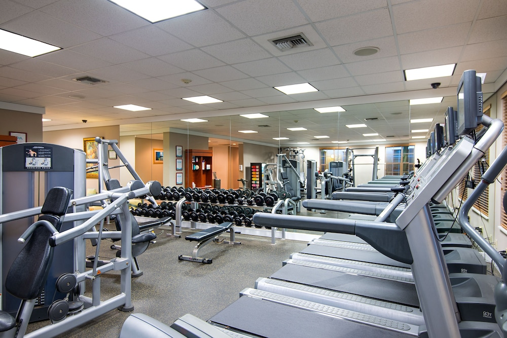 Fitness Facility, Hawks Cay Resort