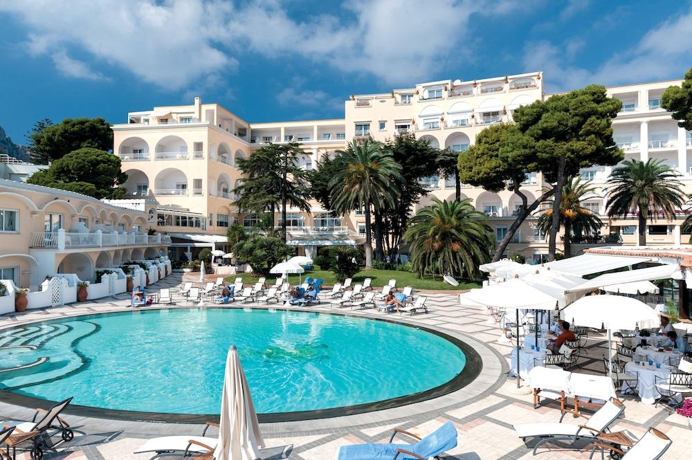 Grand Hotel Quisisana Capri Hotelbewertungen 2019 Expedia De